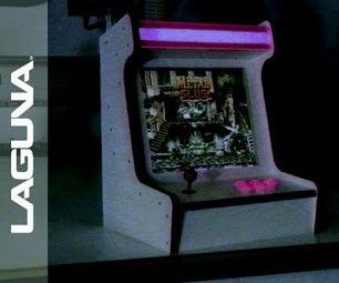 Custom CNC Arcade Cabinet