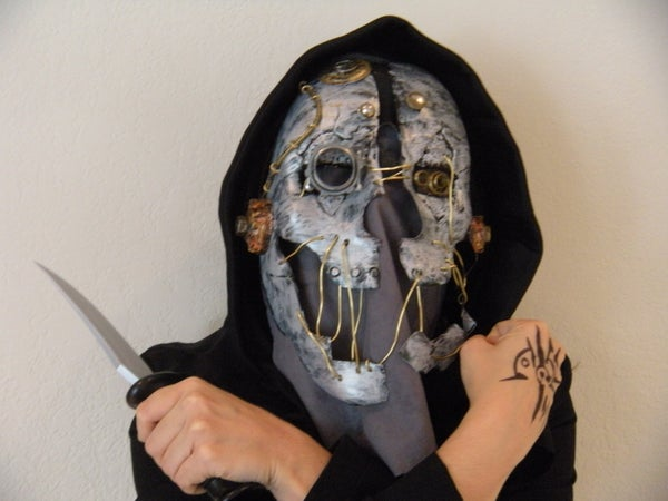 Corvo Mask From Dishonored