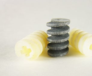 Custom Printed Worm Gear Offers New Dimension in Lego Motion