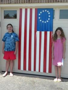 Displaying Your Flag