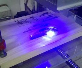 Arduino Laser Engraver