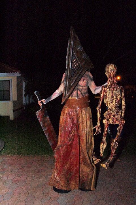 Pyramid Head Costume