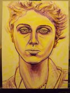 Yellow & Violet - Outline and Intitial Shading
