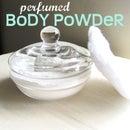 Perfumed Body Powder