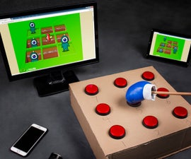How to DIY a Whack-a-Mole Game With Cardboard Box