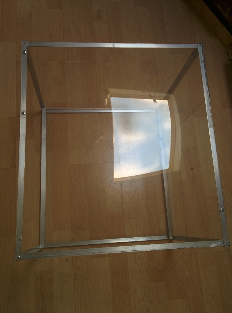 Picture of Add 3 Side Panels and Top