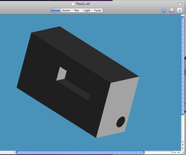 Create Google Sketchup files that can be printed on a 3D printer