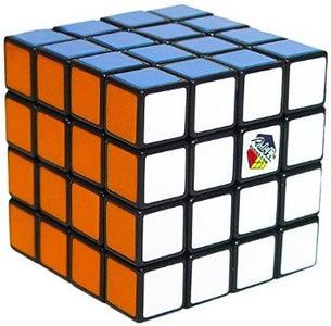 How to Assemble the New Tiled Rubik's 4x4x4 (AKA Rubik's Revenge) (2016)