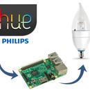 Controlling HomeBrite With Philips HUE (BT <-> ZigBee Bridge)