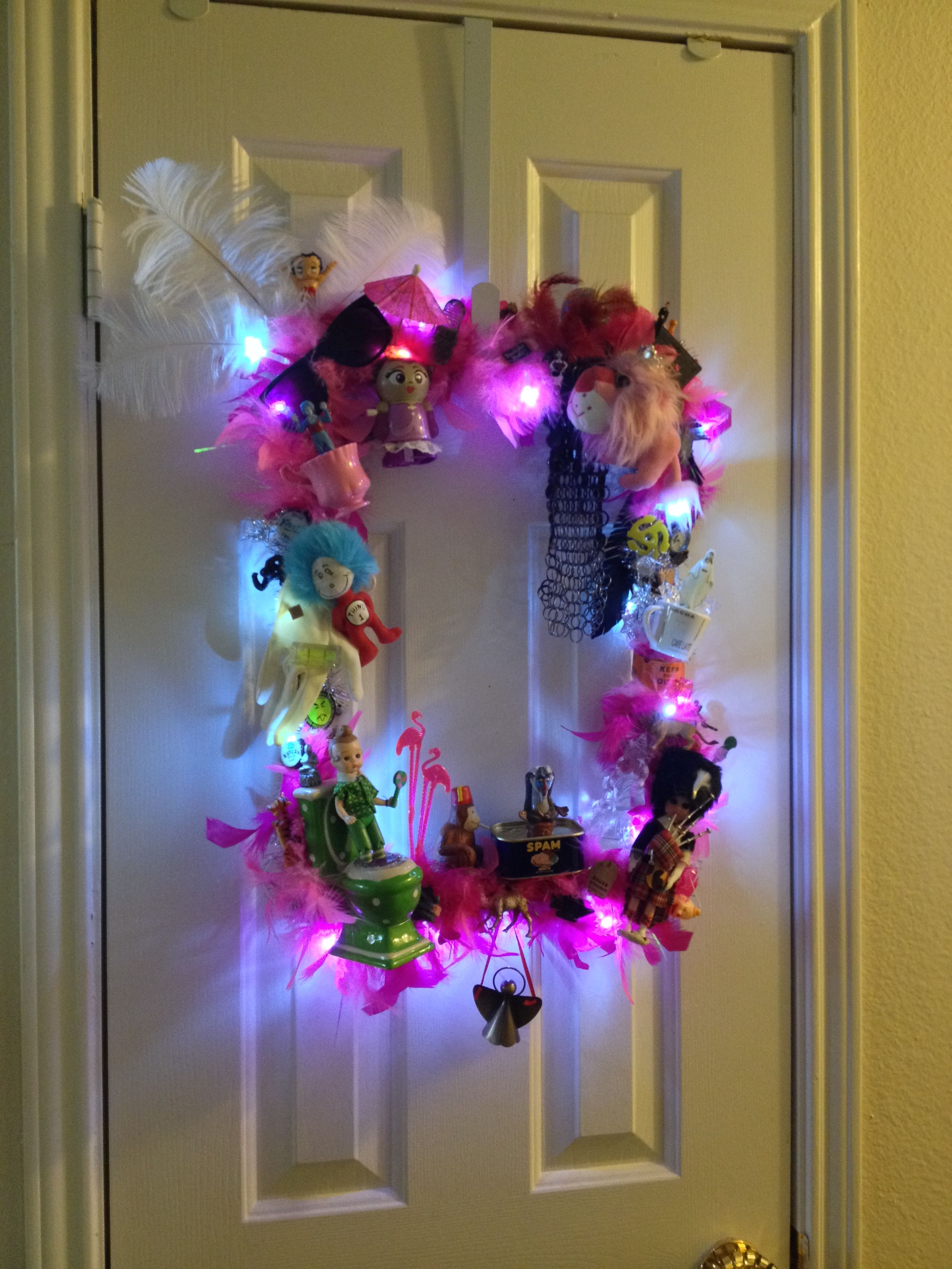 Picture of Other Wreath Ideas & Process Photos