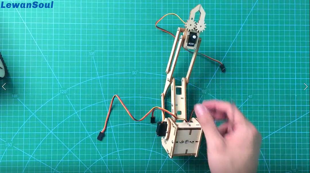 Picture of The Assembly of Armbit ( Robot Arm)_5