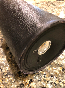 Wrapping the Speaker in Leather