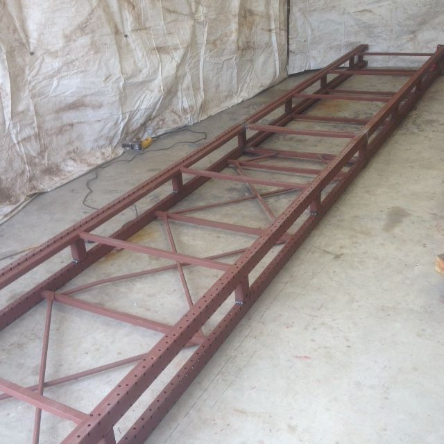 Picture of Building the Rail Bed