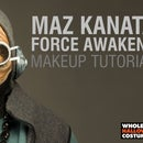 Maz Kanata Makeup Tutorial