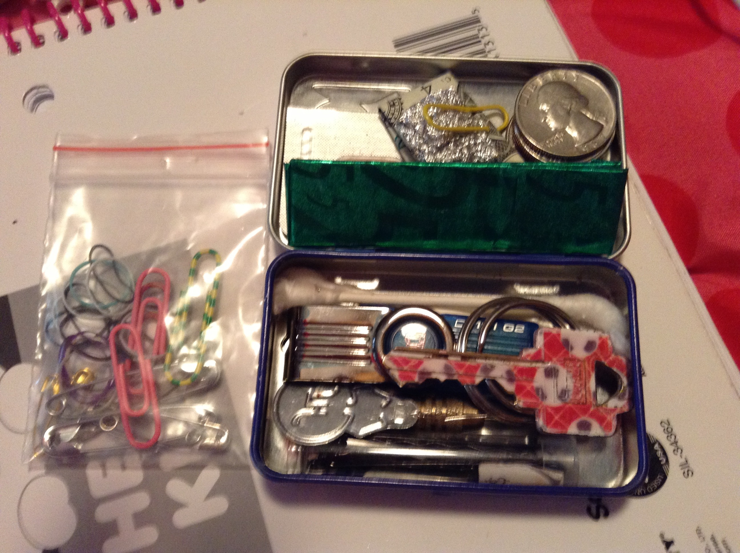 Picture of Here Is the Small Kit All Packed Together!