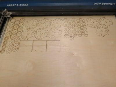 Wooden Prototype