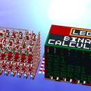 Build a mechanical Lego Binary Calculator