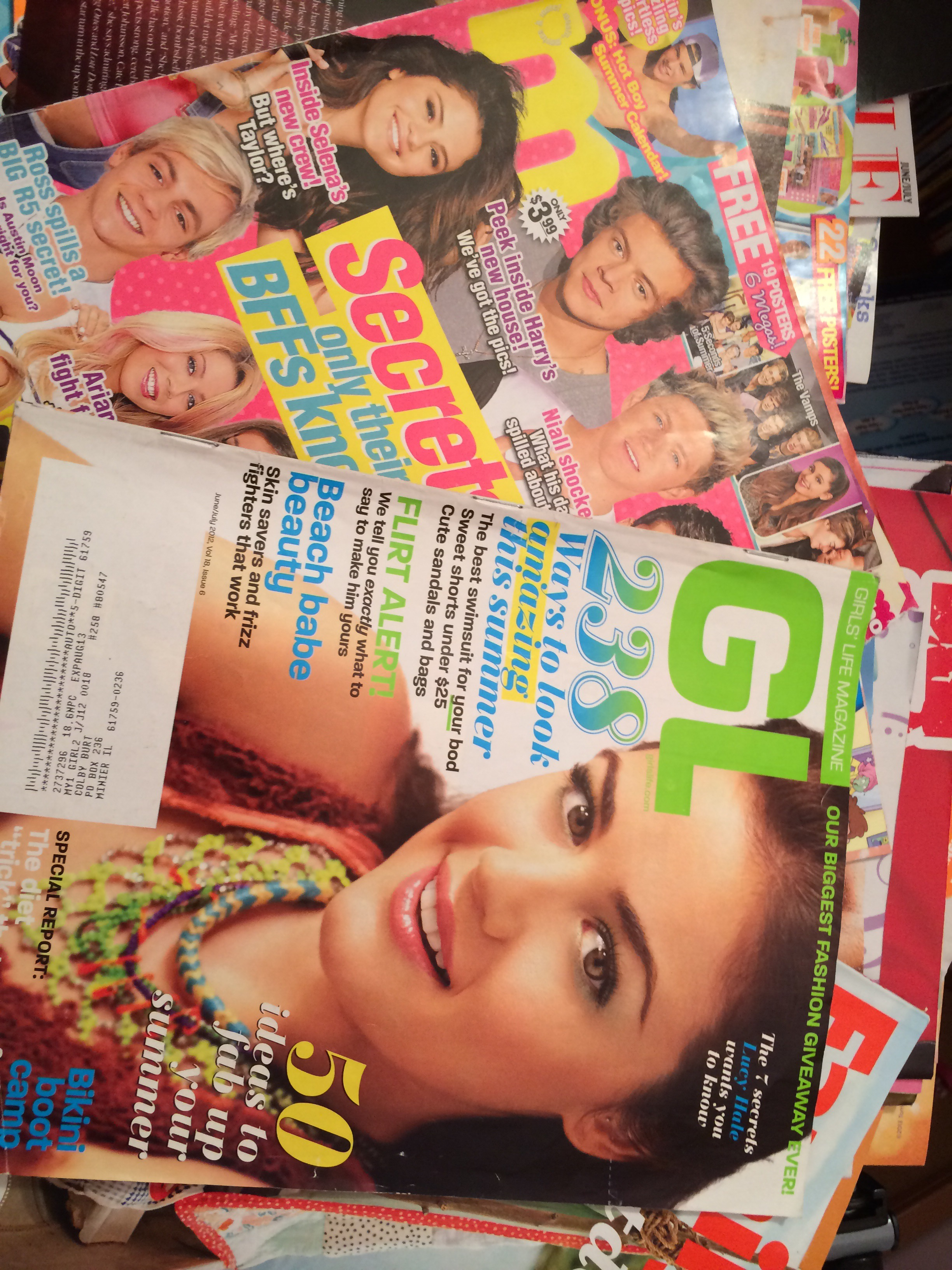 Picture of Collect Magazines