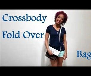 Foldover Cross Body Purse