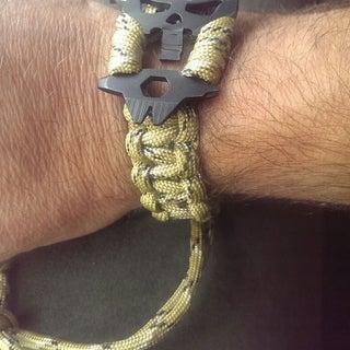 Mad Max Paracord Bracelet