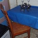 DIY Plywood Folding Table or Workbench