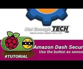 Amazon Dash Security Sensor