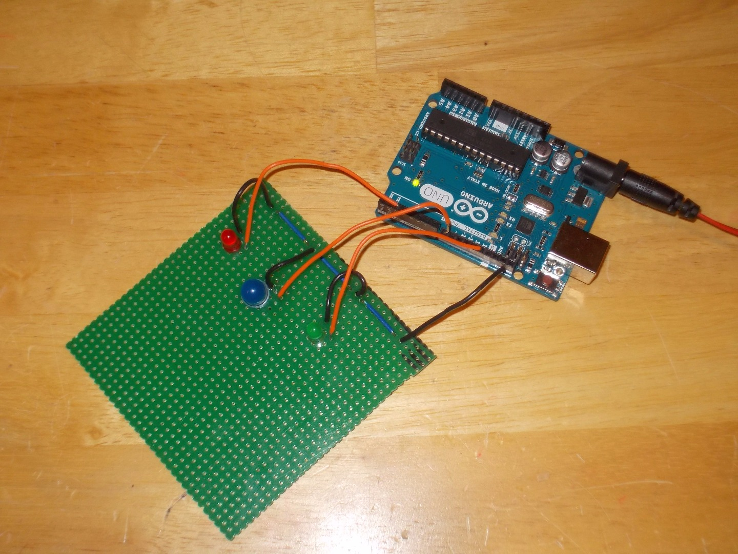Picture of Arduino Synced to Another One Bites the Dust