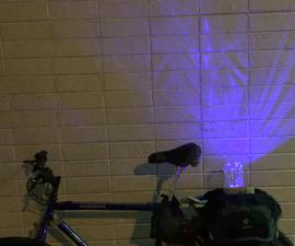 Breathing Bike Light