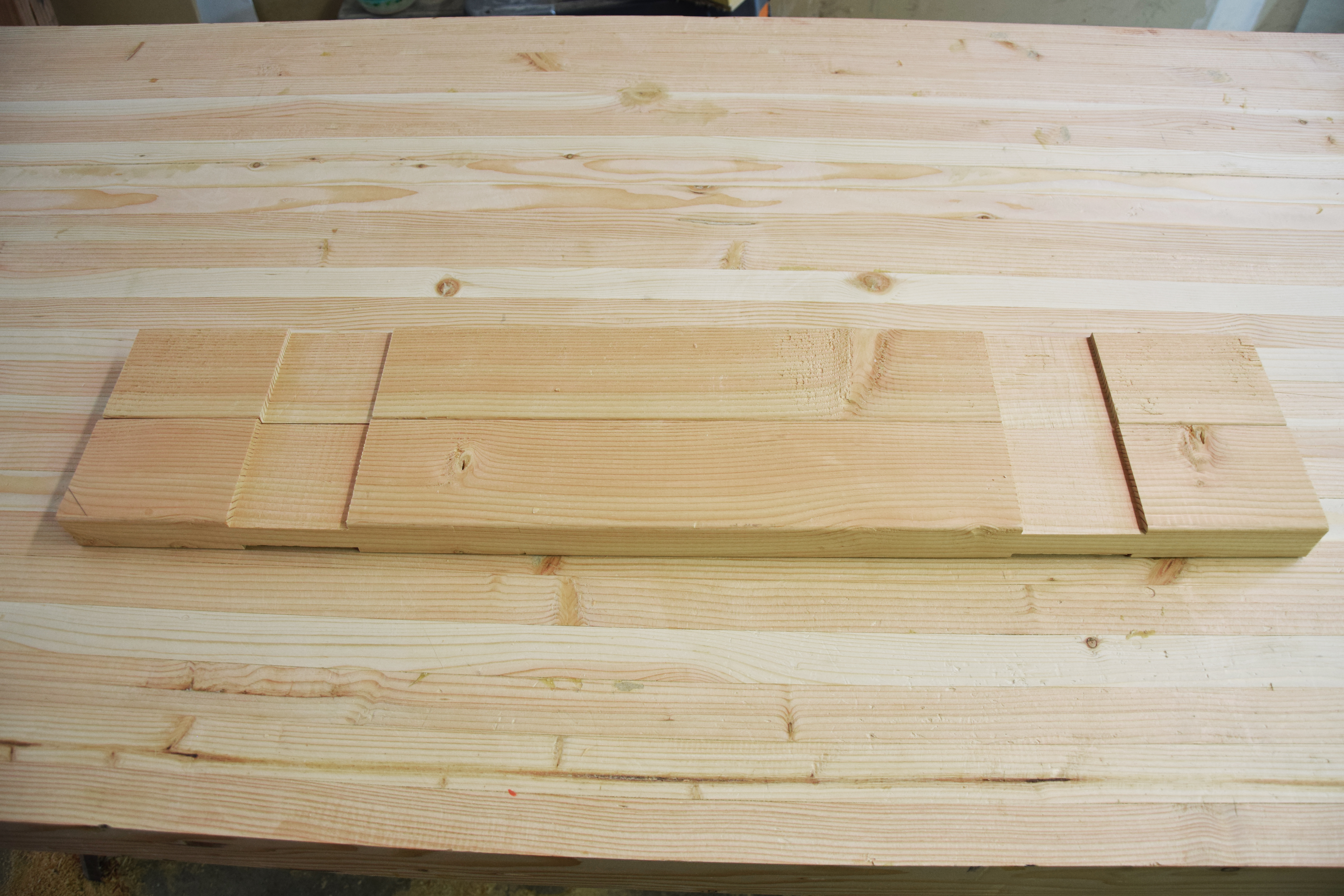 Picture of Create Supports for Workbench Top