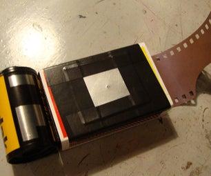 Matchbox Pin Hole Camera