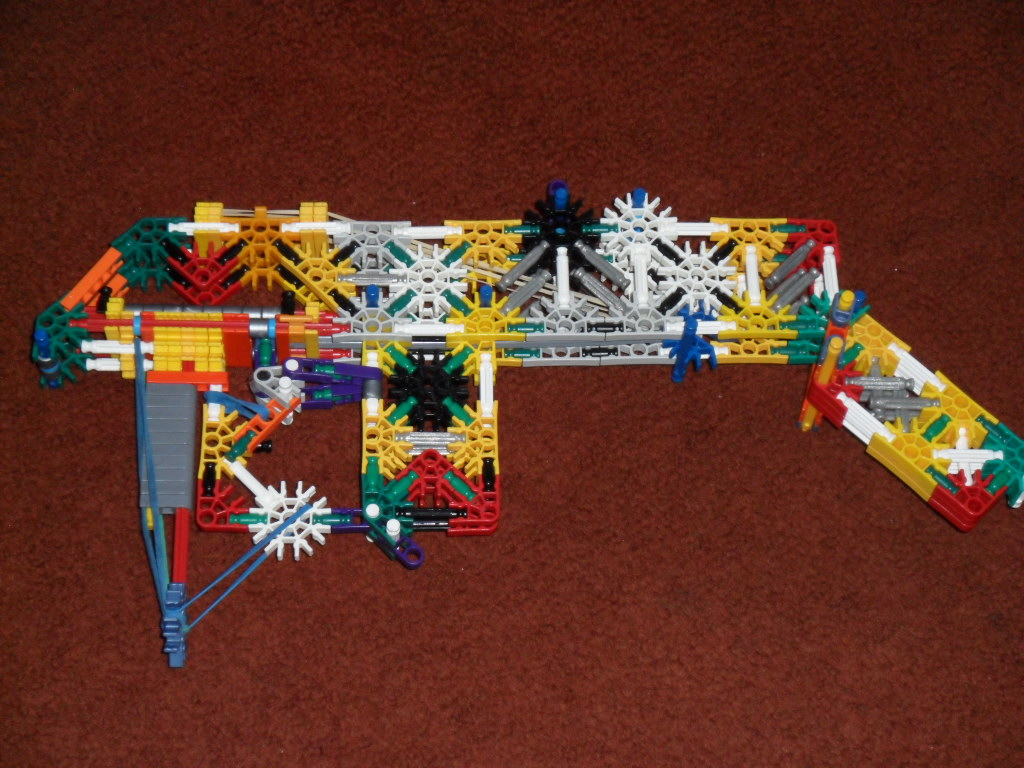 Picture of Awesome K'nex Bb Gun