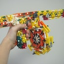 "K'nex Thompson M1A1 ""Tommy Gun"""