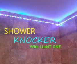 Shower Knocker