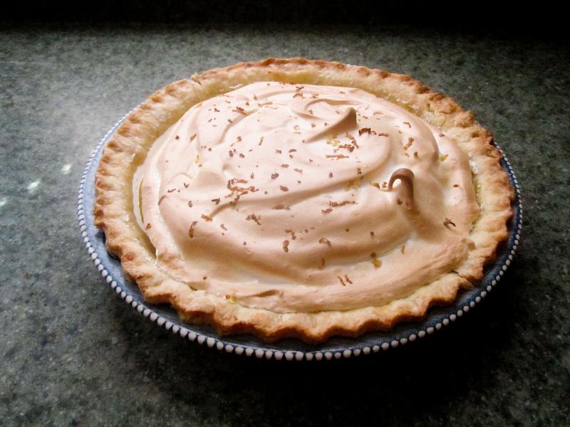 Picture of Lemon Meringue Pie
