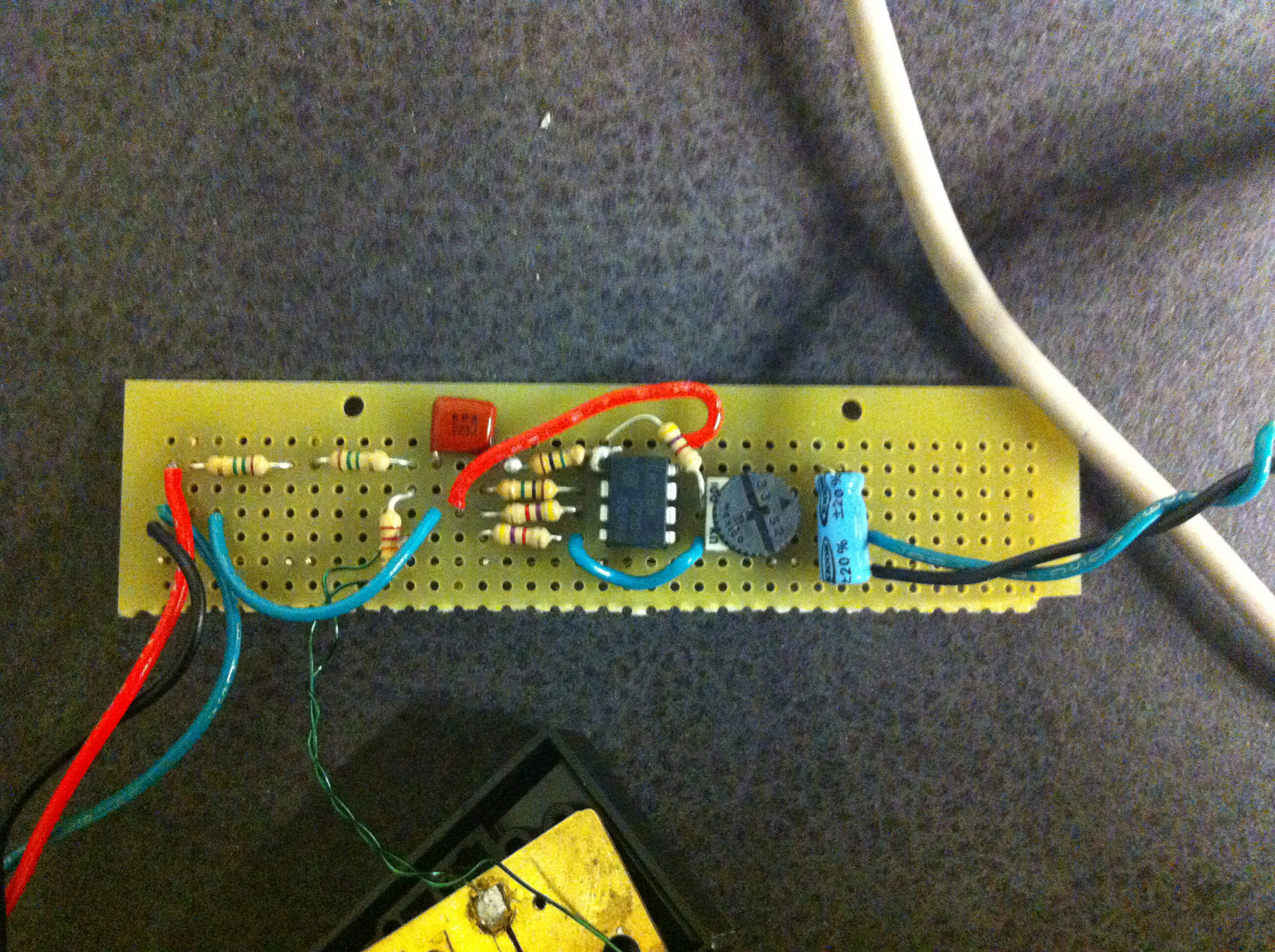 Picture of Build Preamplifier Circuit