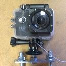 Industrial-Grade GoPro Rollbar Mount