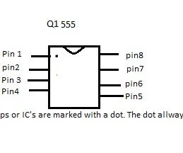 Intro How to use a 555 chip
