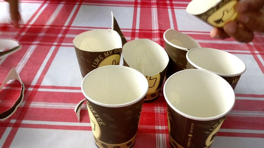 Cut Some of the Cups