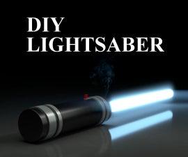 DIY - Lightsaber Candle