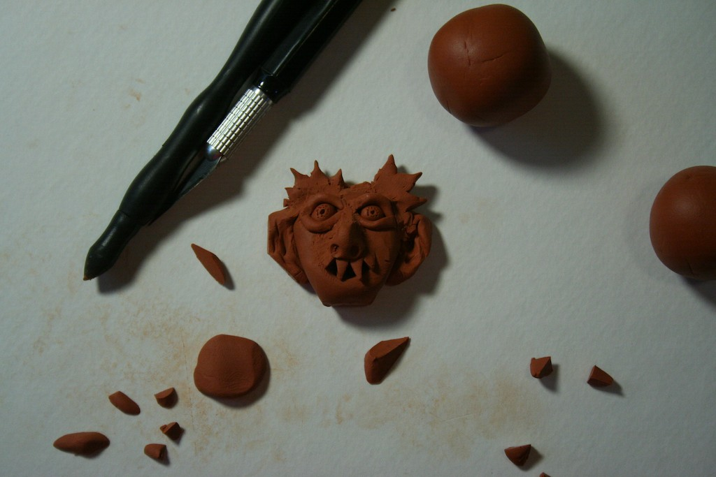 Picture of Sculpt Your One of a Kind Face.