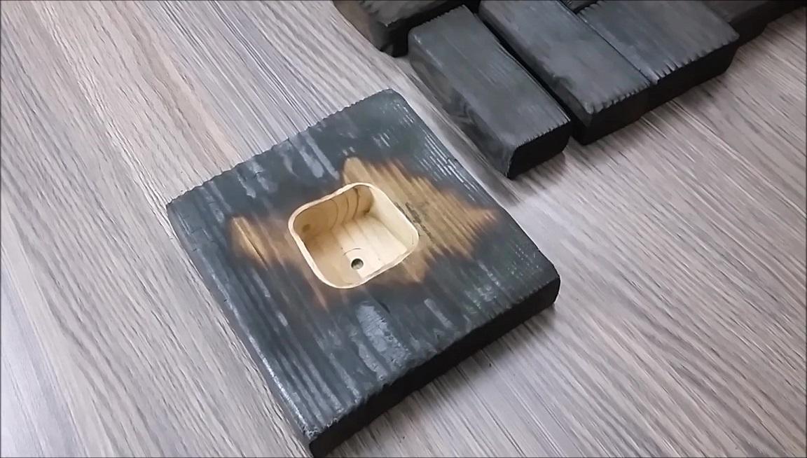 Picture of Do Shou_Sugi_Ban Technique