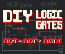 DIY Logic Gates