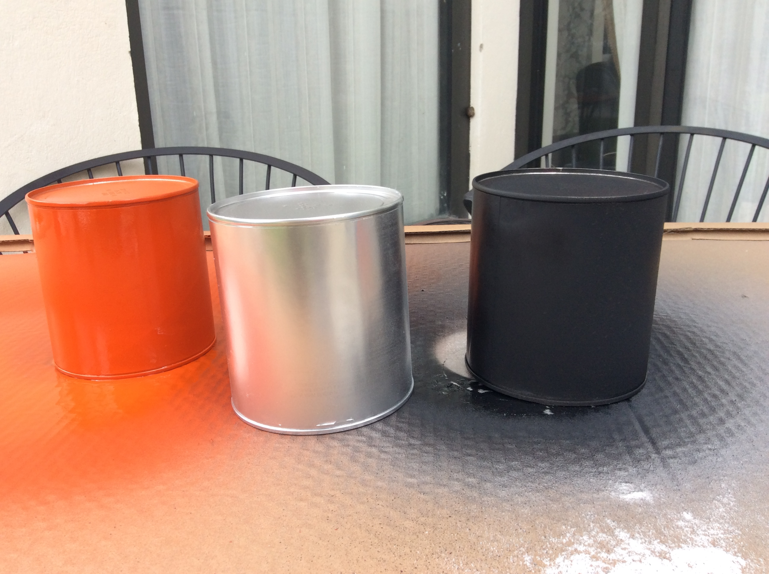 Picture of Paint the Cardboard Cans