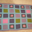 Lily Pads Afghan