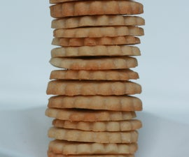 Trefoils Shortbread Recipe