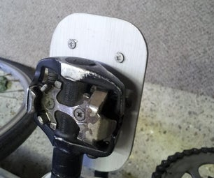SPD to Flat Pedals