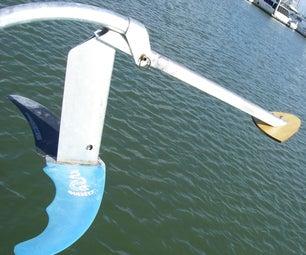 Make a Hydrofoil Blade from Windsurfer Fins