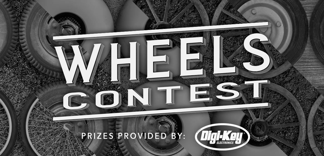 Wheels Contest 2017