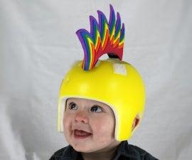 Rainbow Mohawk
