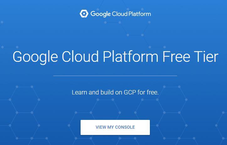 Picture of Register/Create Google Cloud Platform Account